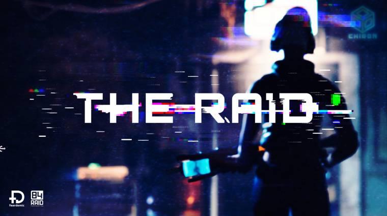 Az Observer világában játszódó többjátékos FPS lesz a The Raid bevezetőkép