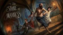 Kihívásokkal teli lopakodós stratégiai játék lesz a The Stone of Madness kép