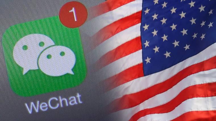 Egy bíró máris feloldotta a WeChat betiltását kép