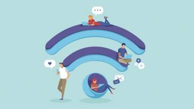 Wi-Fi 6E - mit tud a legújabb vezetéknélküli technológia? kép