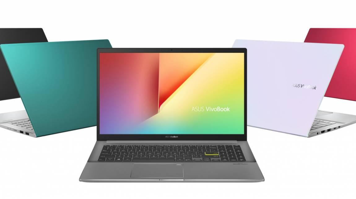 Asus VivoBook S15 M533 - a notebookpiac üde színfoltja kép