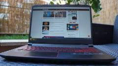 Acer Nitro 5 teszt - lightos gaming baráti áron kép