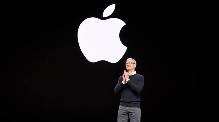 Rövidesen sor kerülhet az Apple első idei rendezvényére kép
