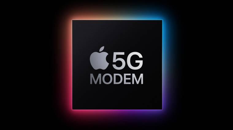 Várhatóan ekkor pakolhat az Apple saját 5G-s modemet az újabb mobiljaiba kép