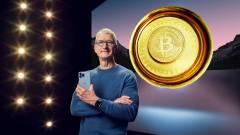 Kamu Apple-termékbemutatóval akartak pénzt szerezni a kriptovalutás csalók kép