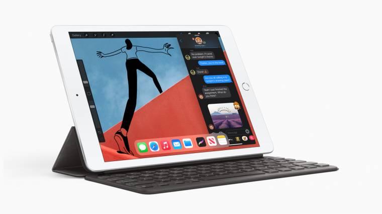Két új iPadet mutatott be az Apple, az egyik újfajta Touch ID-t kap kép
