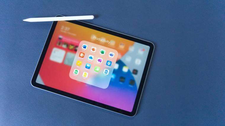 Meglepő modell lehet az első OLED kijelzős iPad kép