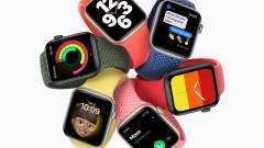Az olcsó iPhone mintájára jön az olcsó Apple Watch, véroxigént is mér a Watch 6 kép