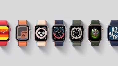 Itt vannak az Apple Watch okosórák legújabb számlapjai kép