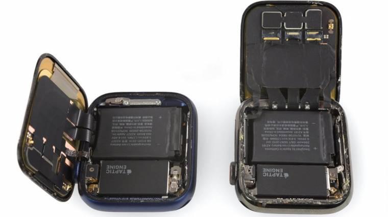 Így néz ki belülről az Apple Watch Series 6 kép