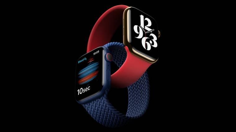 Touch ID-val újíthat az Apple Watch kép