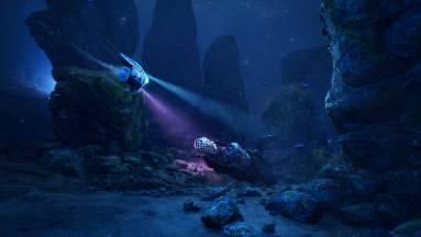 Aquanox Deep Descent teszt - azért a víz az úr! fókuszban