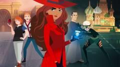 Élőszereplős film készül a Carmen Sandiego sorozatból kép
