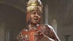 A Crusader Kings 3 játékosai megettek egy pápát kép