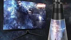 Az olcsó kínai i7 PC gyakorlatilag egy futurisztikus bója kép