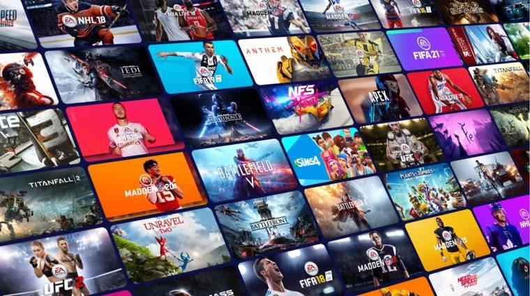 Új játékkal bővül az EA Play kínálata bevezetőkép