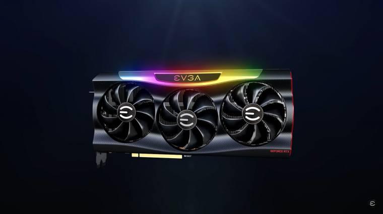 Az EVGA szerint is a kondenzátorok miatt van baj a GeForce RTX 3080-nal kép