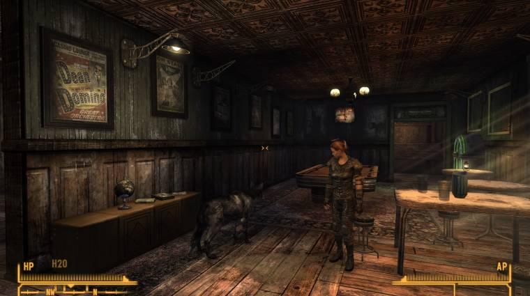 16 GB-nyi HD textúra szépíti meg a legjobb újkori Falloutot bevezetőkép