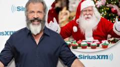 Ilyen lesz Mel Gibson Mikulásként a következő filmjében kép