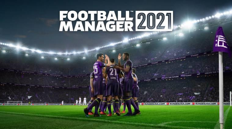 Még idén megérkezik a Football Manager 2021 bevezetőkép