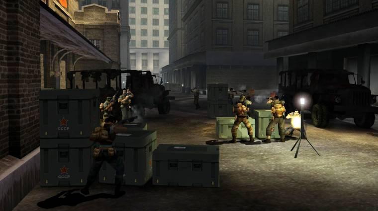 Újból megjelent a Hitman fejlesztőinek egyik klasszikus játéka bevezetőkép
