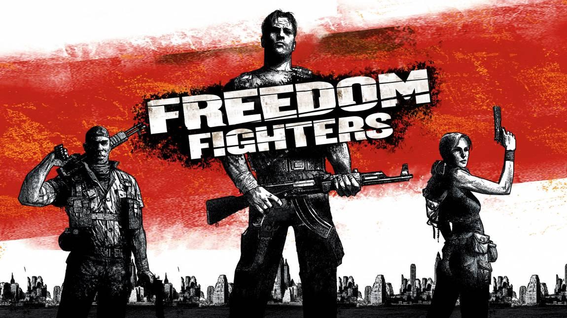 Freedom Fighters teszt - szabadságharc régen bevezetőkép