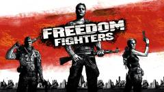 Freedom Fighters teszt - szabadságharc régen kép