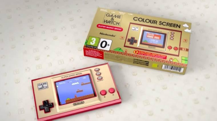 Ilyen lesz az új, hivatalos Nintendo kvarcjáték bevezetőkép
