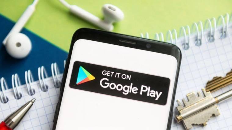 Felhasználók adataival kereskedő applikációt bannolt véglegesen a Google kép
