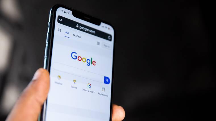Elképesztően sokba kerül a Google-nek, hogy alapértelmezett kereső maradhasson az iPhone-on kép