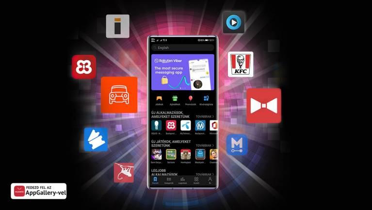 Íme a legnépszerűbb magyar appok Huawei telefonokra fókuszban