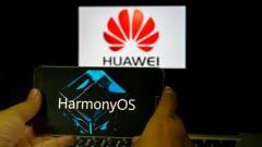 A Huawei P50-es széria már a gyártó saját operációs rendszerével érkezhet kép