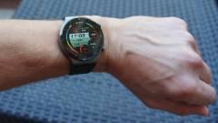 Huawei Watch GT 2 Pro teszt - elég, ha egy óra gyönyörű? kép