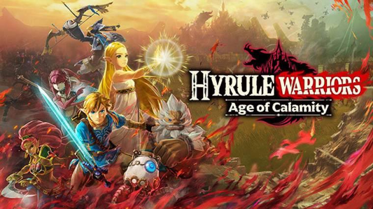 Még idén megjelenik a The Legend of Zelda: Breath of the Wild előzményeit bemutató játék bevezetőkép