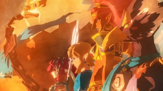 Hyrule Warriors: Age of Calamity infódoboz