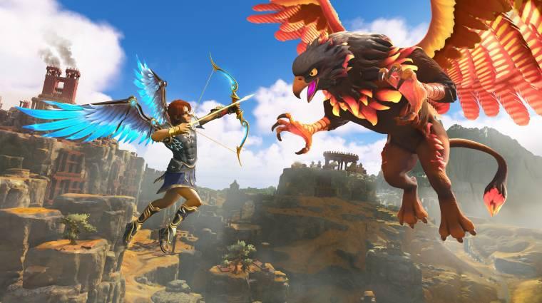 Az Immortals: Fenyx Rising több, mint egy Assassin's Creed Odyssey kicsiknek bevezetőkép