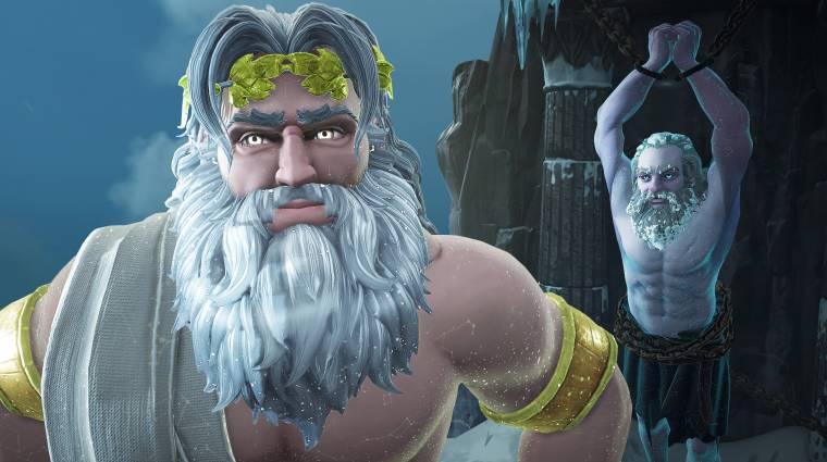 Miért lesz jó játék az Immortals Fenyx Rising? Videónkban elmondjuk! bevezetőkép