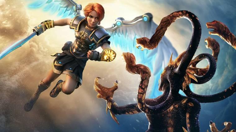 Kiderülhetett, hogy miért lett a Gods and Monstersből Immortals: Fenyx Rising bevezetőkép