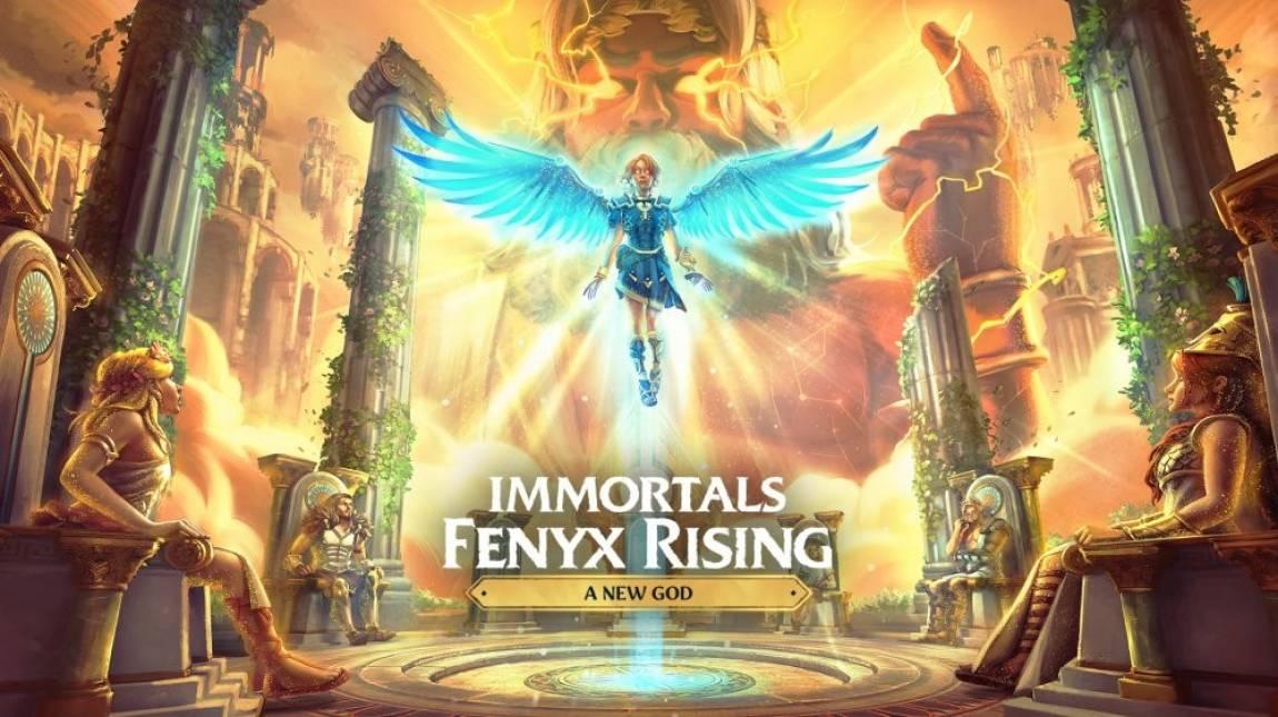 Immortals Fenyx Rising: A New God teszt - nem annyira isteni bevezetőkép
