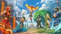 Más játékot csinál az Immortals Fenyx Risingból a héten érkező utolsó DLC kép