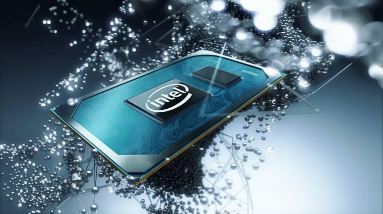 Bemutatkoztak az Intel 11. generációs mobil processzorai kép