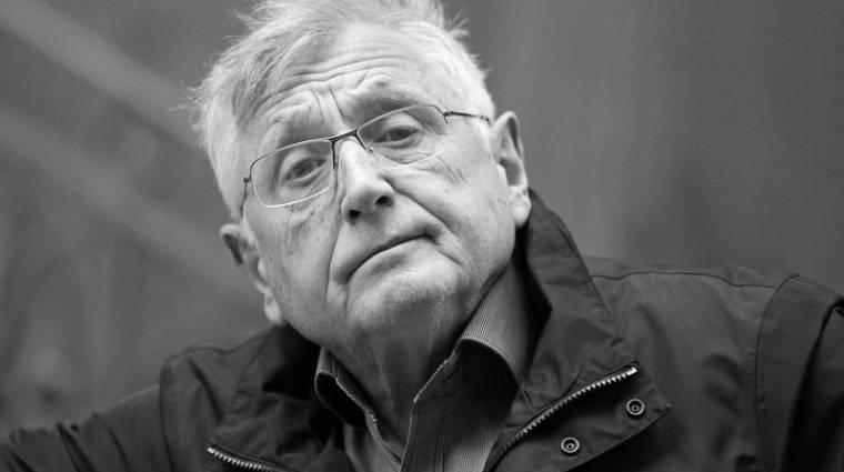 Elhunyt Jiří Menzel cseh rendező kép