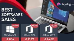 Ezen a héten akár 62% engedmény: már 3000 forint alatt a Windows 10! kép