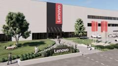 Magyarországon épít új gyártóüzemet a Lenovo kép