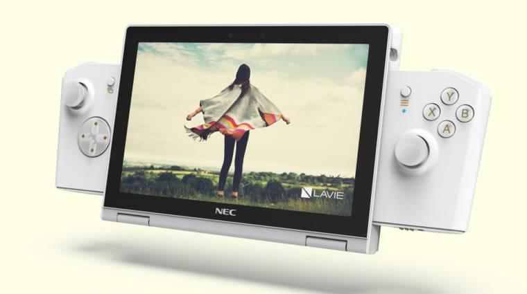 Összerakott egy saját Nintendo Switch-et a Lenovo kép