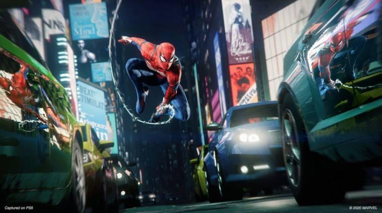 Itt a Spider-Man PlayStation 5-ös előzetese, másképp néz ki Peter Parker bevezetőkép