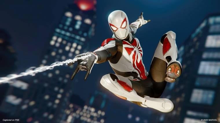 Mostantól külön is elérhető a Marvel's Spider-Man Remastered bevezetőkép