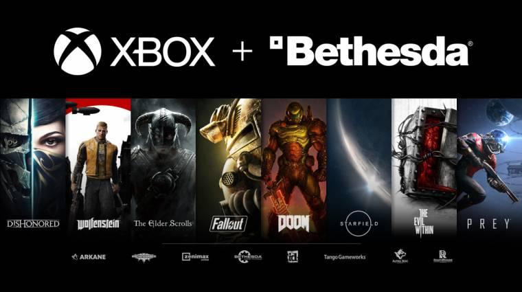 A Microsoft felvásárolja a Bethesdát és a mögötte álló egész ZeniMaxot bevezetőkép