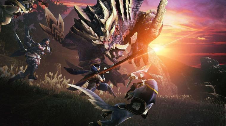 A Monster Hunter Rise remekül fogy Switchen, de PC-n már egy évvel a megjelenés előtt jobban fut bevezetőkép