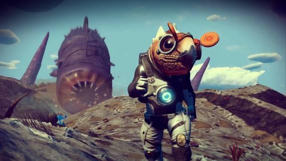 Új világokat, lényeket, homokférget hoz a No Man's Sky: Origins kép